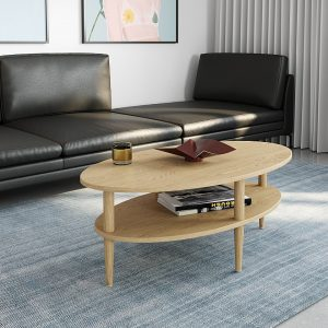 OREGON שולחן סלון אלון