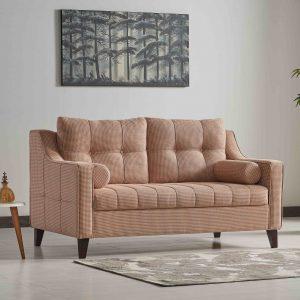 ספה LOVE דו-מושבית נפתחת למיטה זוגית צבעים לבחירה