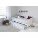 TUTTI מיטת ילדים כולל מזרנים כוללת מיטת חבר מבית ברדקס