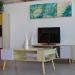 CAPOTE טס מזנון ושולחן סלון