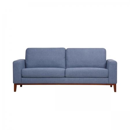 Venson ספה תלת כחול