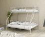 NOVA מיטת קומותיים צבע אפור