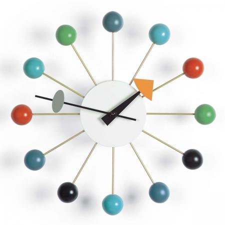 שעון קיר מעוצב Ball Clock