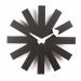 ASTERISK שעון קיר מעוצב מביצ ברדקס