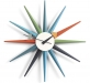 STARBURST שעון קיר יוקרתי מבית ברדקס