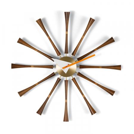 שעון קיר מעוצב SPINDLE מבית ברדקס