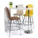כסאות VESPA עם שולחן PARTY