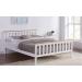 מיטה זוגית מעץ מלא כולל מזרן מבית ברדקס