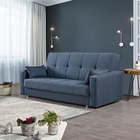 NARY ספה תלת מושבית נפתחת למיטה זוגית מבית ברדקס