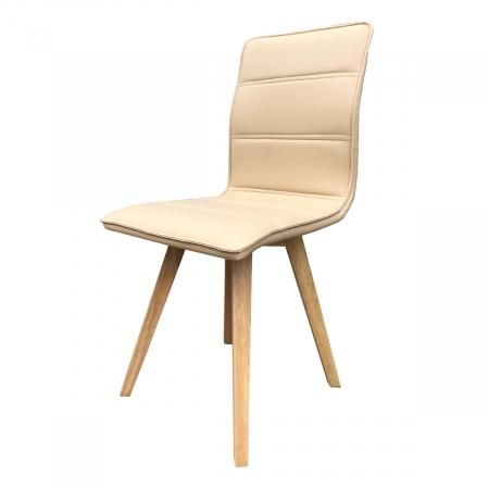 KALINA_כסא לפינת אוכל בז' מבית ברדקס