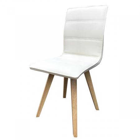 KALINA_כסא לפינת אוכל לבן
