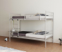 VOLARE מיטת קומותיים צבע אפור