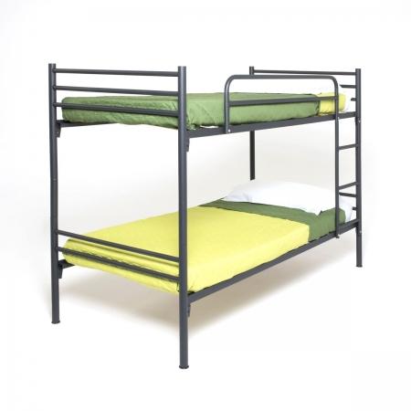 מיטת קומותיים ממתכת VOLARE מבית ברדקס