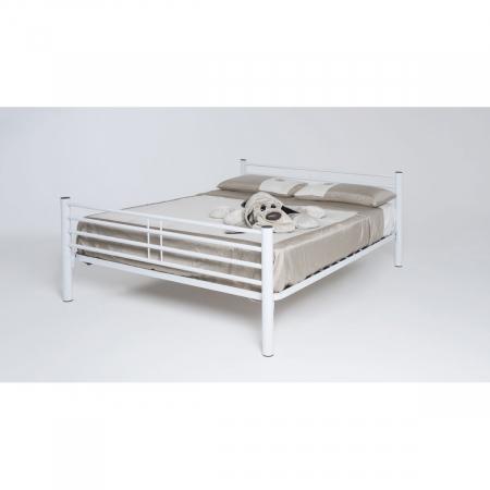 KALIA מיטת מתכת זוגית 160*200 ס''מ מבית ברדקס