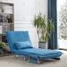 Tobias_כורסא נפתחת למיטת יחיד צבע כחול