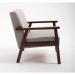 Galife כורסא מעוצבת צבע בז'