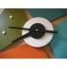 Petal_Clock_שעון קיר מעוצב