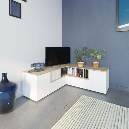 Angle_TV מזנון טלוויזיה פינתי מבית ברדקס