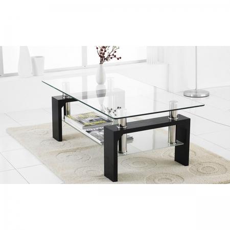 שולחן סלון 08 צבע שחור