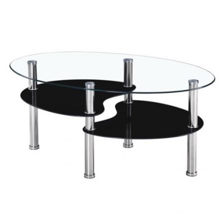 שולחן סלוני BRISTOL שחור
