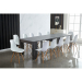 Dominic_שולחן אפור עם כסאות