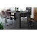 Dominic_שולחן מודולרי נפתח עד 3 מטרים אפור כהה