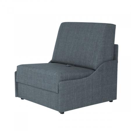 Dream_כורסא נפתחת למיטה אפור