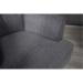 Joy_כורסא יוקרתי מעוצבת צבע אפור