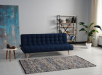 LORDY ספה נפתחת למיטה צבע כחול מבית ברדקס