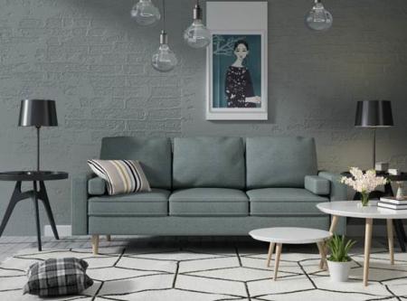 MARDI ספה תלת מושבית מבית ברדקס