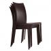 City_כסא לפינת אוכל צבע שחור