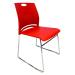 Moxxa_כסא המתה אורח אדום