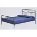DION מיטת מתכת מעוצבת זוגית 140*190 ס''מ מבית ברדקס