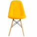 STOCKHOLM כסא לפינת אוכל צהוב