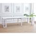 Alba_שולחן קונסולה מודולרי לבן מבית ברדקס