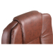 Buro_כסא מנהלים יוקראתי צבע קוניאק
