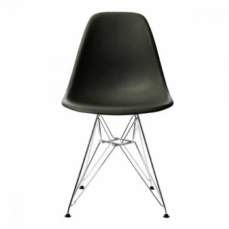 Pitt כסא מעוצב לפינת אוכל שחור מבית ברדקס
