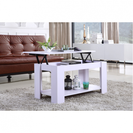 AMY שולחן סלון נפתח לפינת אוכל או שולחן עבודה מבית ברדקס