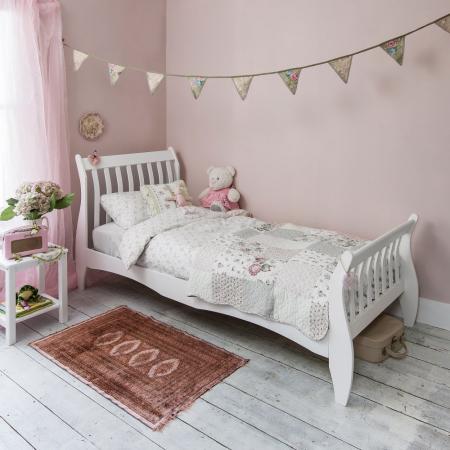 KODA מיטת ילדים ונוער מעוצבת 90*190 ס''מ מעץ מלא מבית ברדקס