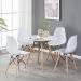 SORENTO-פינת אוכל כוללת שולחן ו4 כסאות