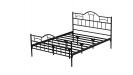DION מיטה זוגית צבע שחור
