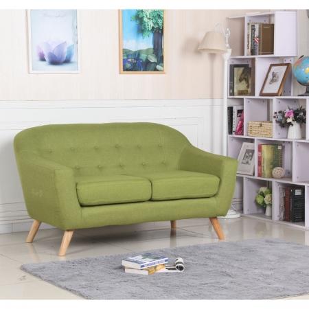 Soho_ספה דו ירוק