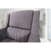 Levante_כורסא מעוצבת צבע אפור
