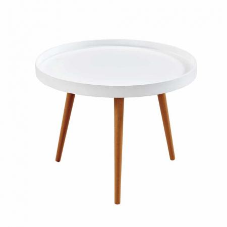 NETTO שולחן סלון עגול