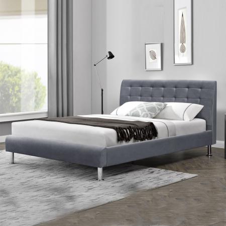 MIKA מיטת נוער ברוחב וחצי למזרן 120*190 ס''מ