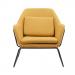 BRIGHTON כורסא מעוצבת צבע צהוב