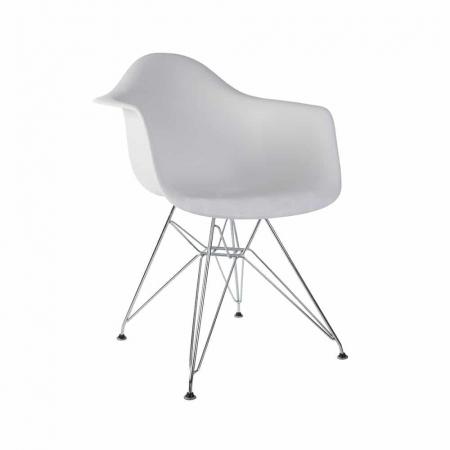 Madi כסא מעוצב לבן מבית ברדקס