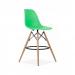 Kare כסא בר צבע ירוק