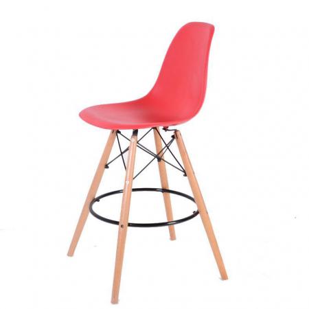 KARE כסא בר אדום